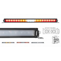 Led bar VisionX Chaser bar IDEAL for the back