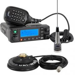 radio VHF + antenna