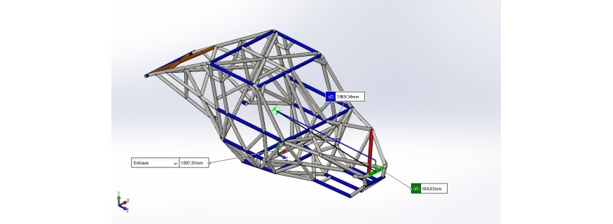 WSR Parts - Chassis